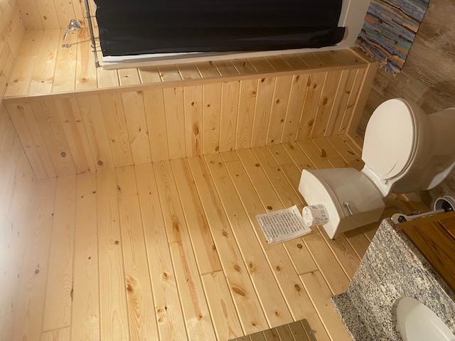 Cabin 4 bath